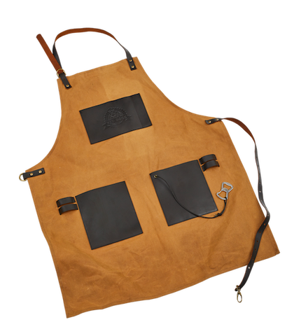 Pit Boss BBQ Canvas Apron