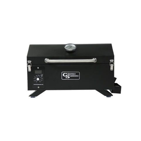The Traveler - Frontier Series - Country Smokers Wood Pellet Grill