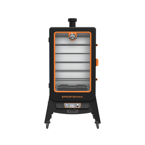 SPORTSMAN 7 Series Vertical Smoker