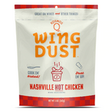 NASHVILLE HOT Wing Seasoning (5oz)