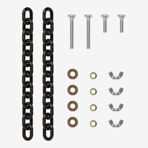 Chain Hardware Kit (for hanging targets)