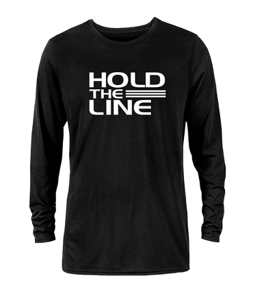 Hold The Line Longsleeve