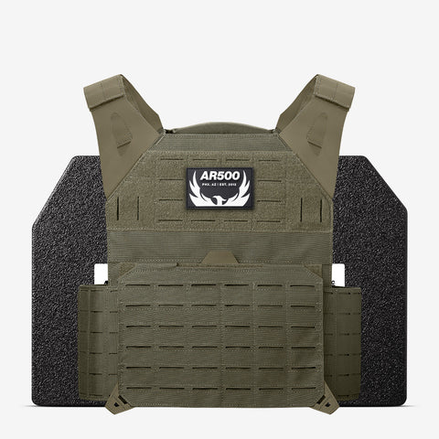 AR Invictus Plate Carrier - Olive Drab