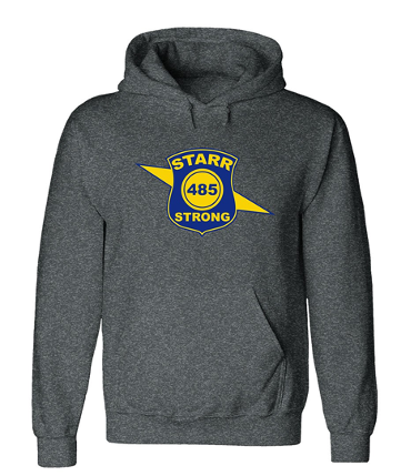 Starr Strong Hoodie