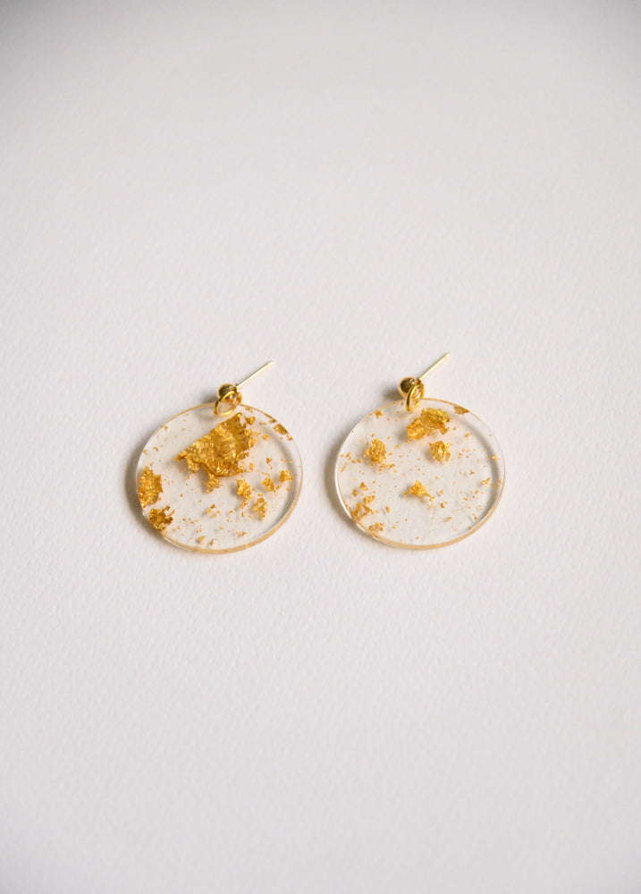 Load image into Gallery viewer, Maple Earrings