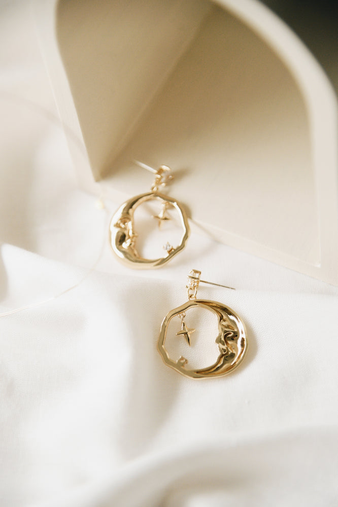 Stellaluna Earrings (S925)