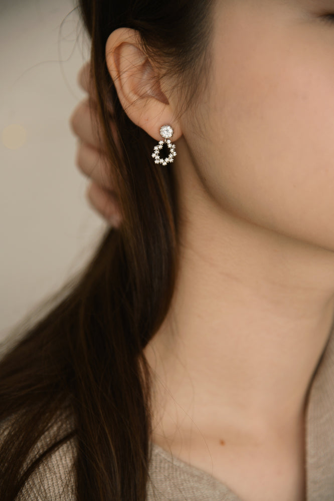 Querida Earrings (S925)