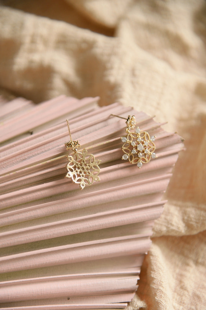 Hollie Earrings (S925)