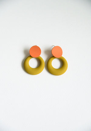 Andromeda Earrings in bright