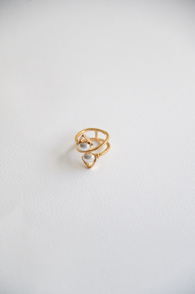 Loreto Gold Ring
