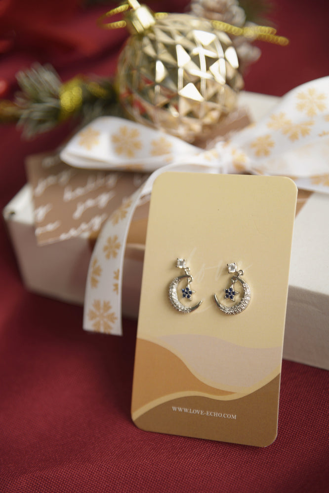 Fayre Moonlight Earrings (S925)