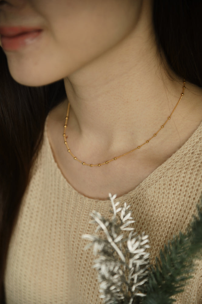 Load image into Gallery viewer, Celestine Necklace