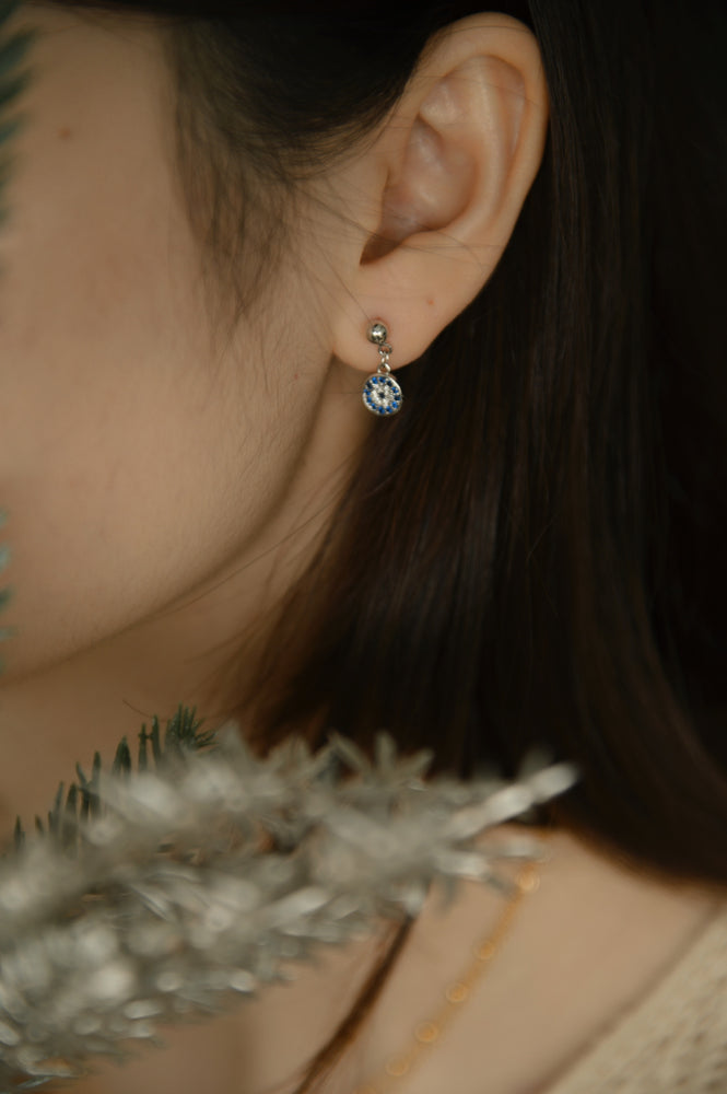 Carol Earrings (S925)