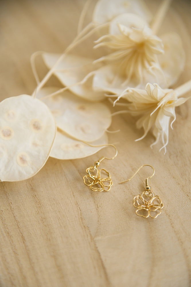 Kalina Fleur Earrings