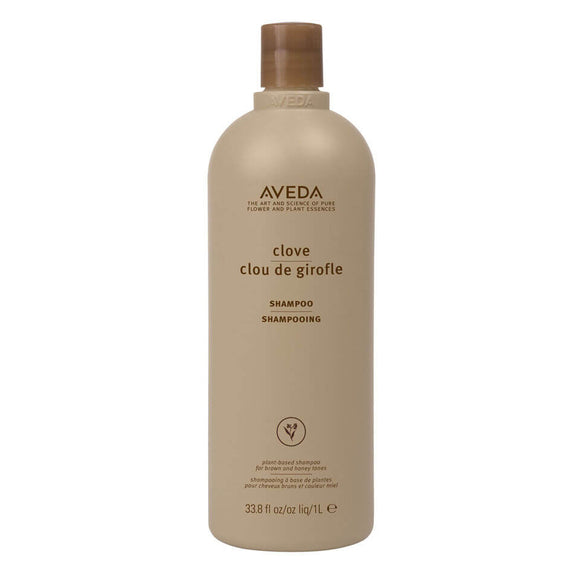 clove shampoo (for natural brunette and honey blonde tones) - save £20