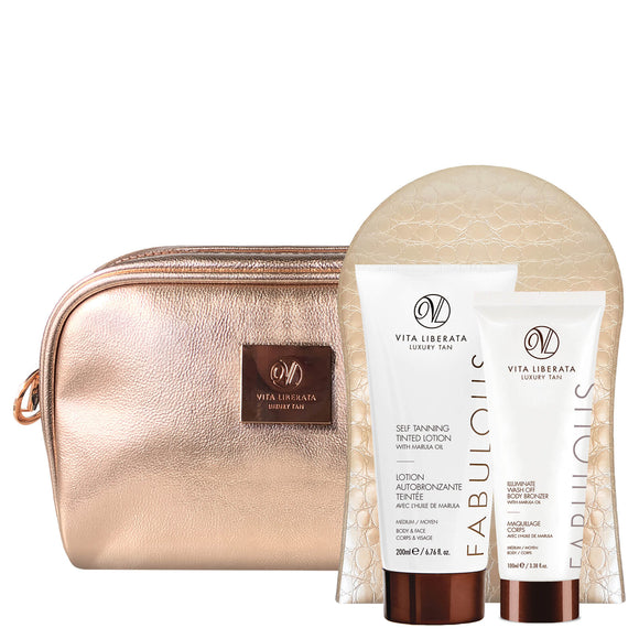 Vita Liberata Rose Gold Flawless Gift Set