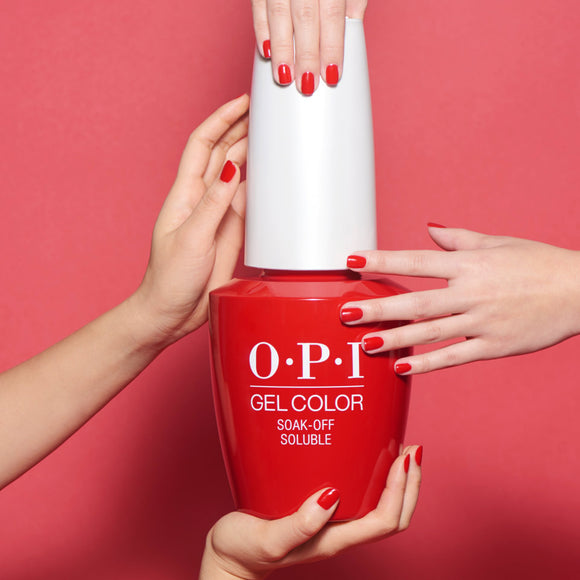 OPI gel nail removal and care pack