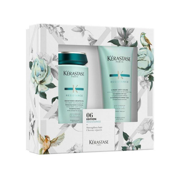 Kérastase Resistance Duo: for weakened hair