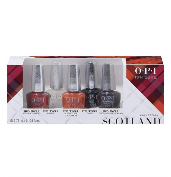 OPI Infinite Shine 3 Step Nail Set