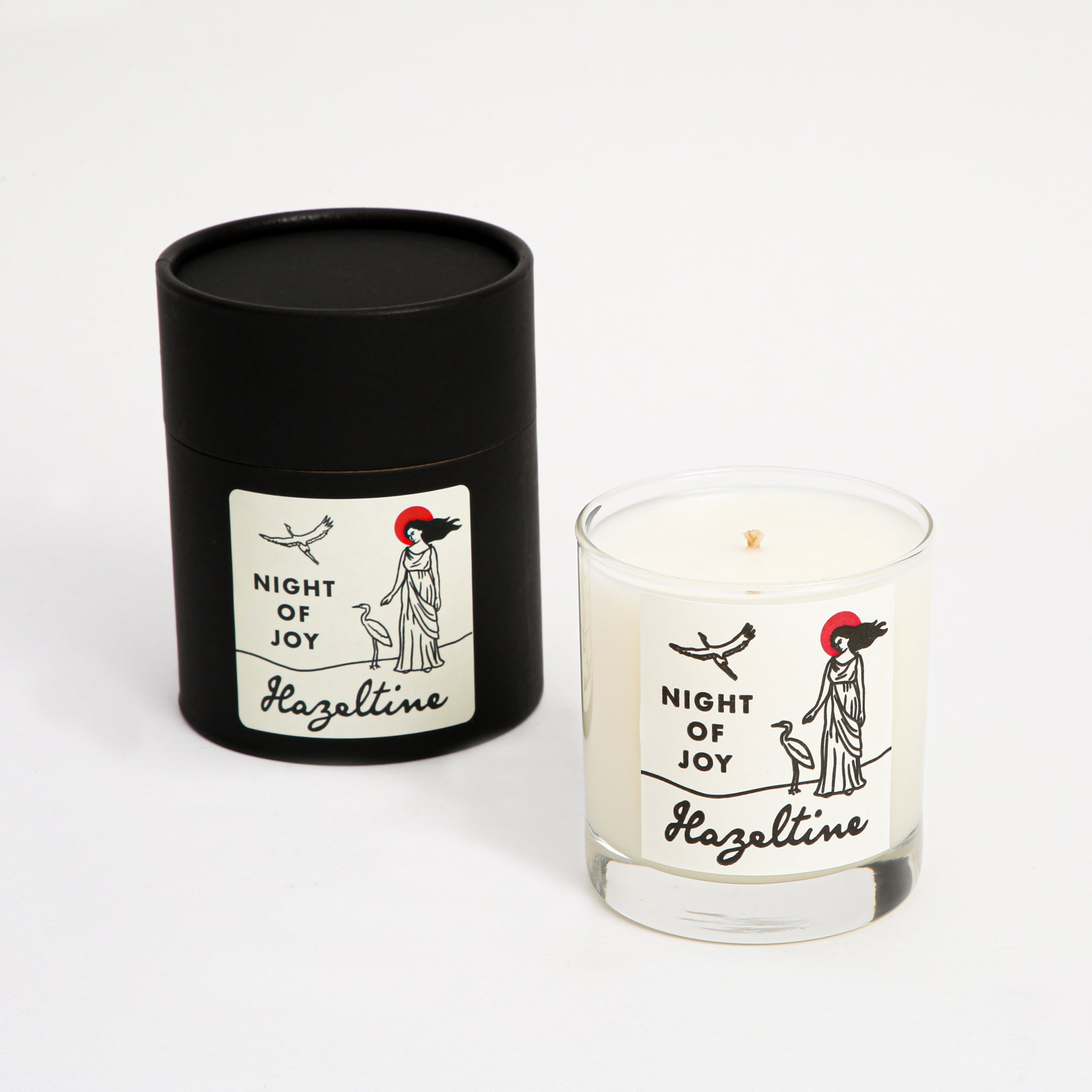 Night of Joy Scented Candle with Box