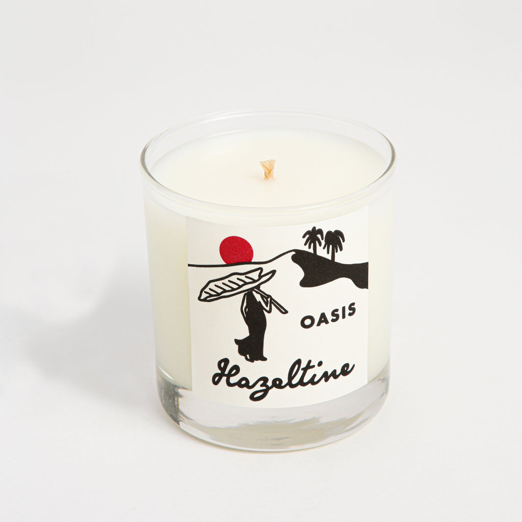 Oasis Scented Candle
