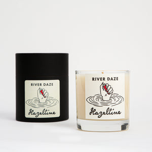 River Daze Scented Candle with Box