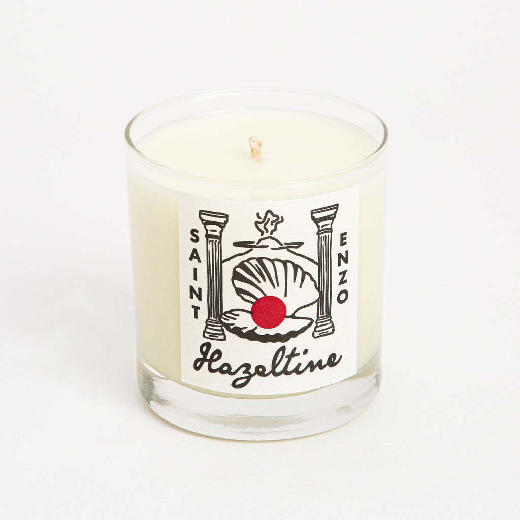 Saint Enzo Scented Candle