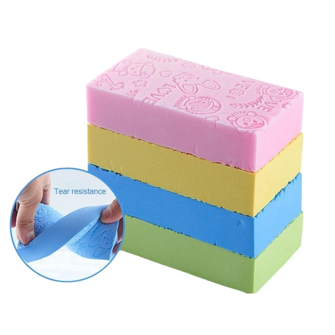 ONE SPONGE CAN BRING BACK YOUR YOUTHFUL LOOK