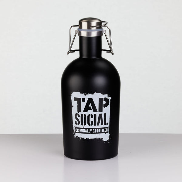 Growler for Draft Beer