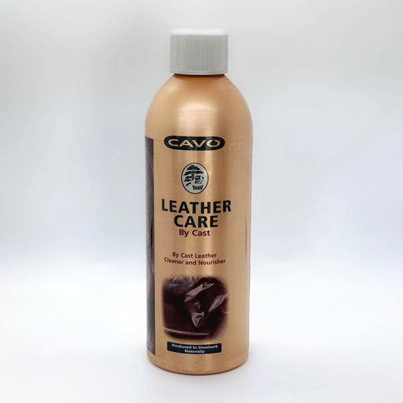 LEATHER CARE - BY CAST LEATHER (Not for real leather)
