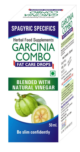 Garcinia Combo (Weight management Drops)