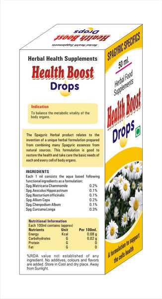 Health Booster 50ml