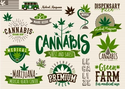 Stickerbeat is Your Source for Retail & Medical Marijuana Dispensary Stickers & Custom Labels