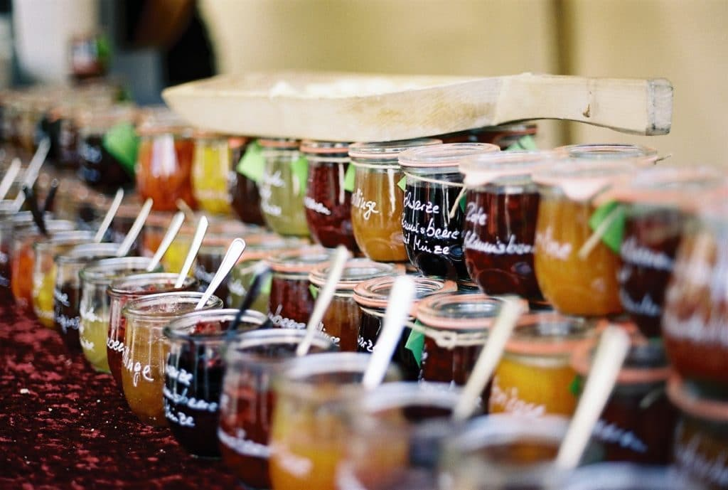Jelly and Jam Jar Labels