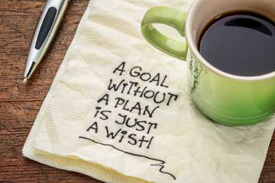 new year's resolutions for entrepreneurs need a plan