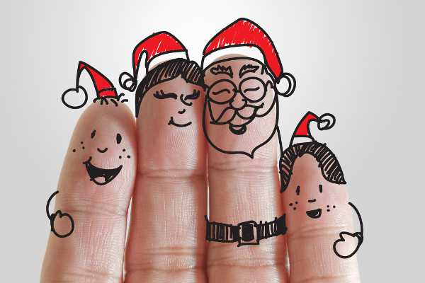 10 winter holiday activities - best wishes