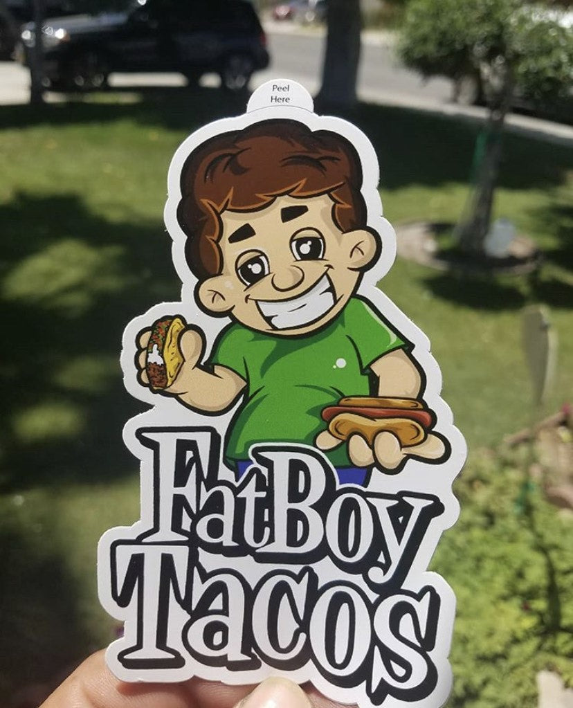 stickers for food trucks