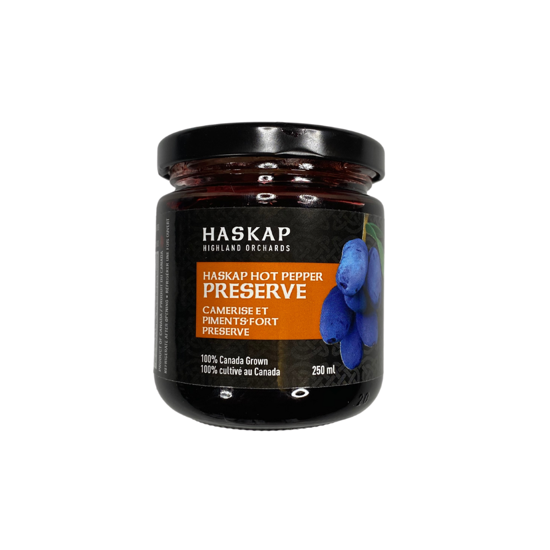 Highland Orchards Haskap Berry Preserves 100ml