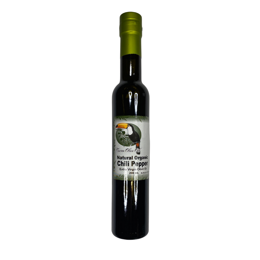Tucan Olive Oil Company Ltd Infused Oils 200ml