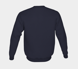 Sweater Nsec 2021 - Artwork (Navy Blue)
