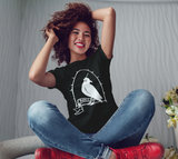 Women's Tee Nsec 2021 - Artwork (Black)