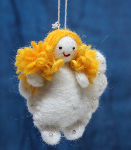 Felt Angel Decoration