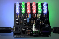 Color Organ Triple Deluxe II PCB only
