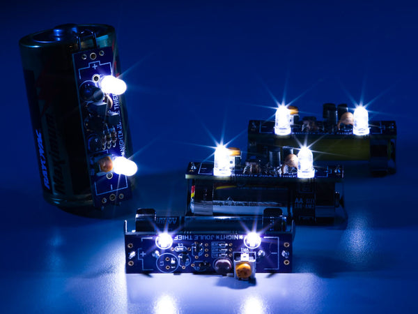 Night Joule Thief kit