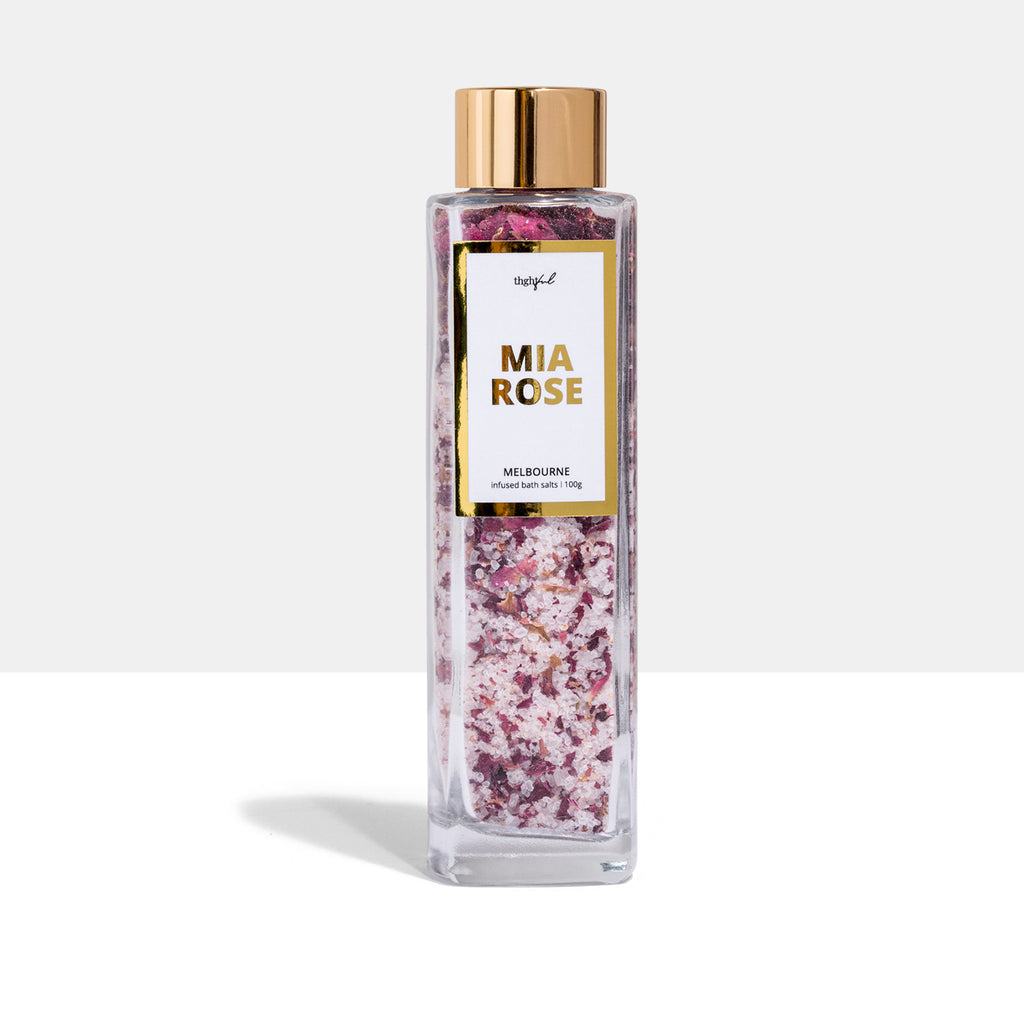 Mia Rose Bath Salts | 100g