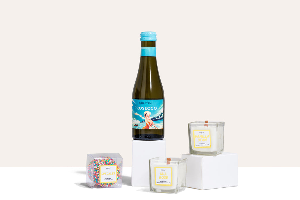 Wine Duo Candle + Sprinkles