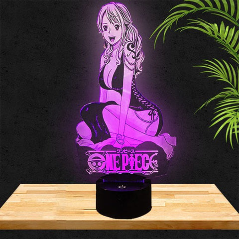 Lampe LED 3D Nami | One Piece