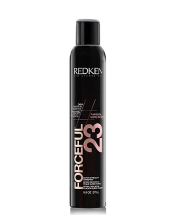 Forceful 23 Super Strength Hairspray