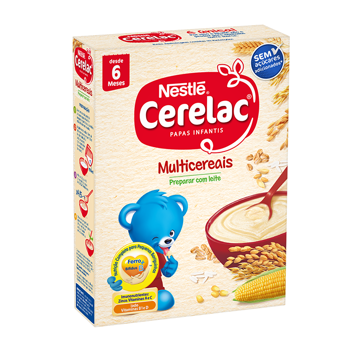 Cerelac Multicereais