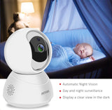 1080P WiFi Baby Monitor with Camera